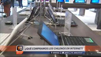 [VIDEO] Ciberday: ¿Qué compramos los chilenos en internet?