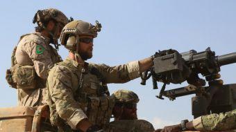 Turquía envía diez tanques más a territorio de Siria