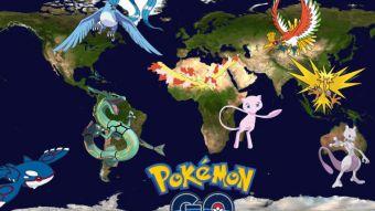 El impensado error geográfico que permite jugar Pokémon GO en el extremo sur de Chile