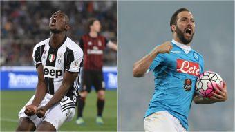 [VIDEO] Pogba e Higuaín podrían pasar al podio de los futbolistas más caros de la historia