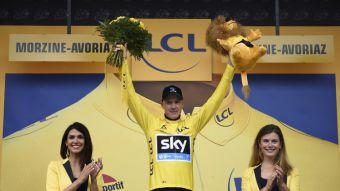 [VIDEO] Los percances que sufrió Chris Froome para convertirse en el rey del Tour de Francia