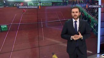 [VIDEO] La verdad en un minuto de Ignacio Valenzuela por las críticas de los tenistas