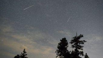 La espectacular lluvia de meteoritos que podremos ver en todo el mundo este fin de semana