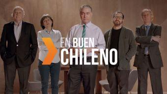 """""""En Buen Chileno"""": nuevo programa de debate de Canal 13"""
