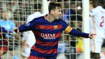 [VIDEO] Golazo de Lionel Messi fue elegido como el mejor de la temporada en Europa