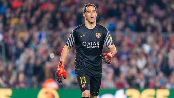 [FOTO] El sentido homenaje del Barcelona a Claudio Bravo en Instagram