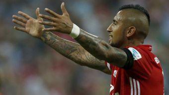 """Arturo Vidal: """"Ahora a juntarme con los bicampeones de América"""""""