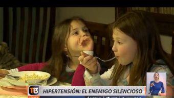 [VIDEO] Hipertensión en los niños: el enemigo silencioso