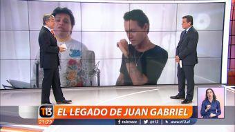 [VIDEO] El legado musical de Juan Gabriel y su influencia en otros artistas