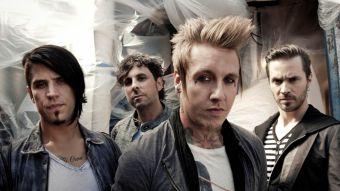 Papa Roach debuta en Chile en diciembre