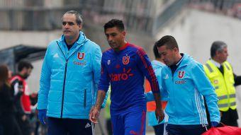 ANFP confirma castigo de 6 fechas para Gonzalo Jara por escupitajo ante la UC