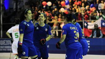 Chile vapulea a India y logra histórica goleada en Mundial de hockey patín