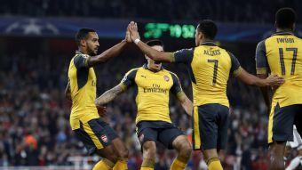 [VIDEO] Alexis Sánchez brilla con dos asistencias en triunfo del Arsenal ante Basilea por Champions