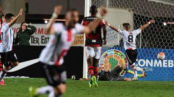 [VIDEO] Los goles del histórico triunfo de Palestino ante Flamengo en Sudamericana