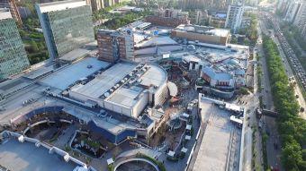 Parque Arauco anuncia nueva expansión y hotel de 5 estrellas