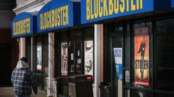 Los locales de Blockbuster alrededor del mundo terminaron de cerrarse en 2013.