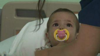 [VIDEO] Cirujano libanés salva a bebés sirios en medio de la guerra