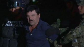 El Chapo Guzmán sería extraditado a Estados Unidos a principios de 2017