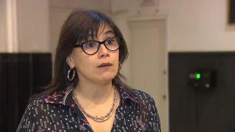 Ministra de Justicia, Javiera Blanco.