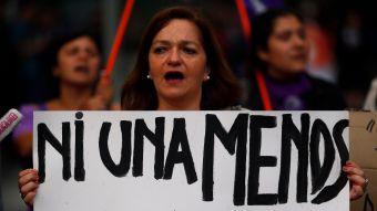#NiUnaMenos: Este miércoles se realiza protesta contra la violencia machista