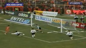 [VIDEO] Gran duelo Cobreloa-Colo Colo: Final del Apertura 2003 y adiós de Bam Bam Zamorano