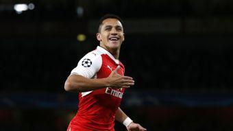 Alexis Sánchez supera récord goleador de Arturo Vidal en Champions League