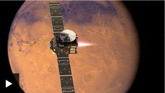 [VIDEO] Misión ExoMars: el misterio de la sonda que aterrizó en Marte y aún no ha dado señales