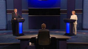 Estados Unidos: ¿Quién ganó el último debate de Trump y Clinton?