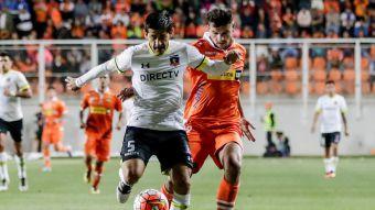 [VIDEO] Goles de cuartos de Copa Chile: Colo Colo se impuso en la agonía a Cobreloa