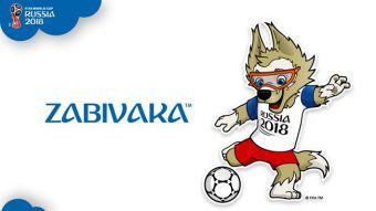 El lobo Zabivaka fue elegido la mascota oficial del Mundial de Rusia 2018