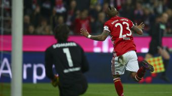 [VIDEO] Arturo Vidal confirma su recuperación física con golazo por el Bayern