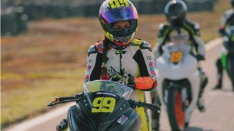 [VIDEO] Isis Carreño: La chilena que deslumbra en el motociclismo