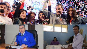 [VIDEO] Los ex futbolistas candidatos que ganaron y perdieron en las Elecciones Municipales