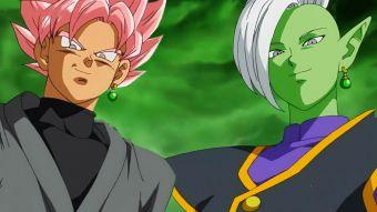 Dragon Ball Super: revelan primeros segundos de pelea de Gokú y la fusión de Zamasu y Black Gokú