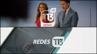 #TúDecides: así fue completa cobertura de las plataformas de T13 en las municipales 2016