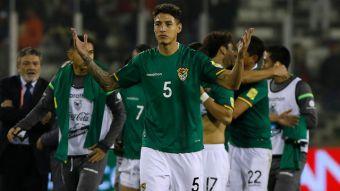 """FBF: """"Si nos quitan puntos y se los dan a Chile se armará una grande a nivel sudamericano"""""""