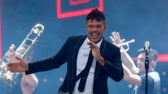 24 temas, 11 cambios de ropa y 10 pantallas gigantes: el mega show de Ricky Martin en Chile