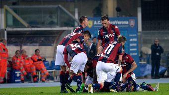 Gol de Erick Pulgar destaca en jornada de chilenos en la Serie A italiana