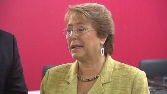 Oficialismo demanda una mayor autocrítica por parte de Bachelet