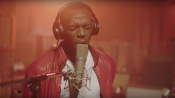 [VIDEO] No sólo en las pistas: Usain Bolt también se luce como cantante