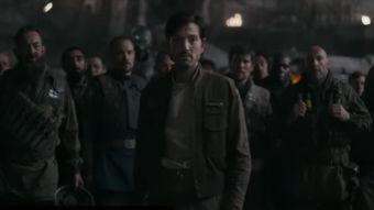 """""""Rogue One"""" está próxima a estrenarse"""