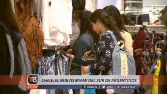 Chile, el nuevo Miami del sur de los argentinos