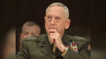 [VIDEO] James Mattis, un nuevo líder se suma al gabinete de Trump