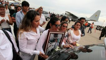[VIDEO] El triste regreso a casa de Chapecoense tras la tragedia