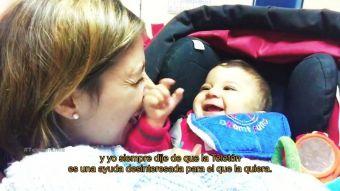 Daniela Aguilera y el caso de su hijo llegaron hasta la Teletón