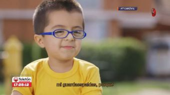 Teletón es una partecita de mi familia y siempre la apoyaré: la emotiva historia de Vicente
