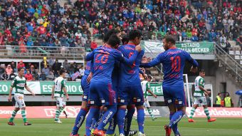 [VIDEO] Goles Fecha 14: La U vence a Temuco en el estadio Germán Becker