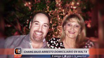 [VIDEO] Alberto Chang queda bajo arresto domiciliario en Malta
