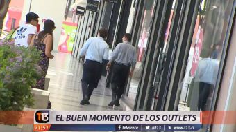 [VIDEO] El buen momento de los outlets en Chile