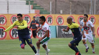Cobresal gana duelo de colistas y relega a la Universidad de Concepción al último lugar